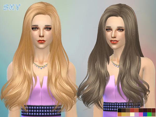 Bonito y sencillo sims 4 peinados Fotos de tendencias de color de pelo - Tsr sims 4 peinados - Cortes de pelo con estilo 2018
